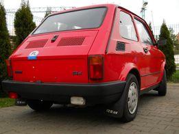 Fiat 126p maska silnika klapa tylna super stan