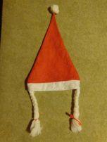 шапка колпак Деда Мороза Снегурочки