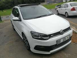 2017 VW POLO 7 TSI RLINE 1.0 AUTOMATIC