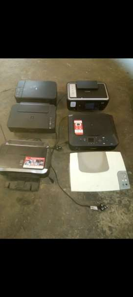 Have 6 printers for sale