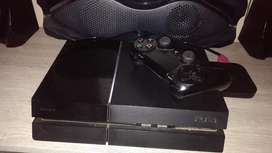 Ps 4 500gb with games