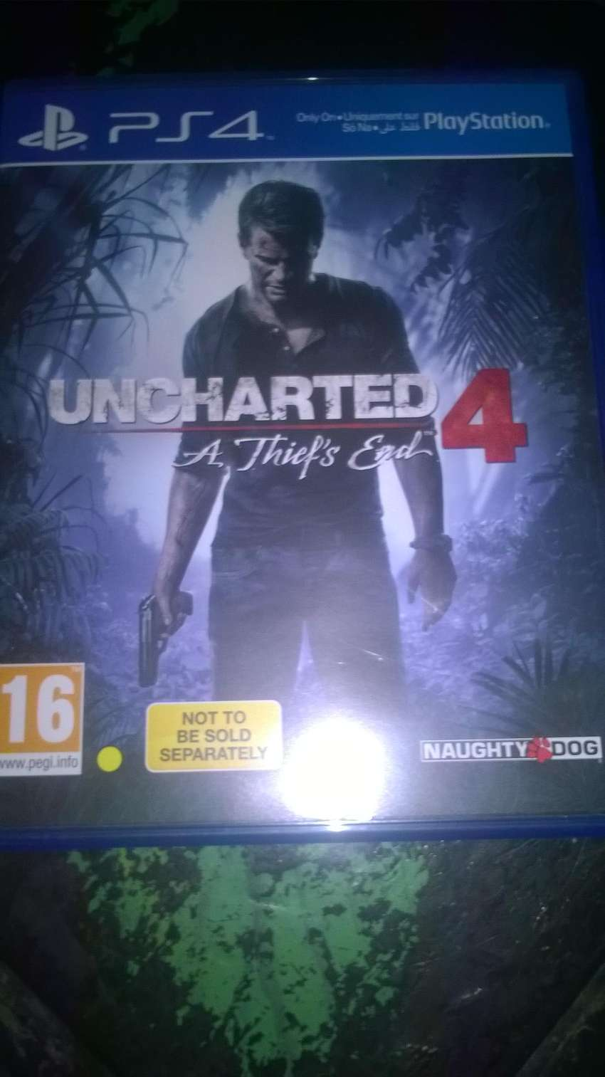 ps4 game 0