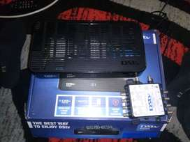 DStv Explora for sale with the connection device