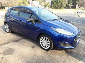 2015 Model Ford Fiesta 1.4 5-door Ambiente