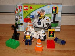 Okazja - LEGO Duplo - Motocykl policyjny 5679