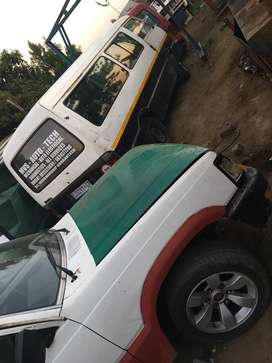 Ford spectron combi with toyota 3y engine and gearbox and is driving