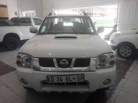 Nissan NP300 2,5 manual Double Cab 4x4