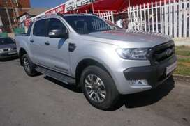 2018 FORD RANGER 3.2TDCI WILDTRACK DOUBLE CAB