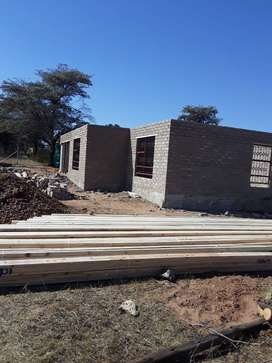 Brick laying, roofing, tiles, septic tanks, painting and thatching