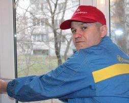 Ремонт пластиковых окон в районе Троещины с гарант. Регулировка 100 гр