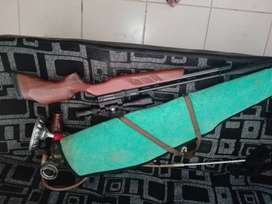 Bse Buccaneer air rifle for sale about brand new R5500