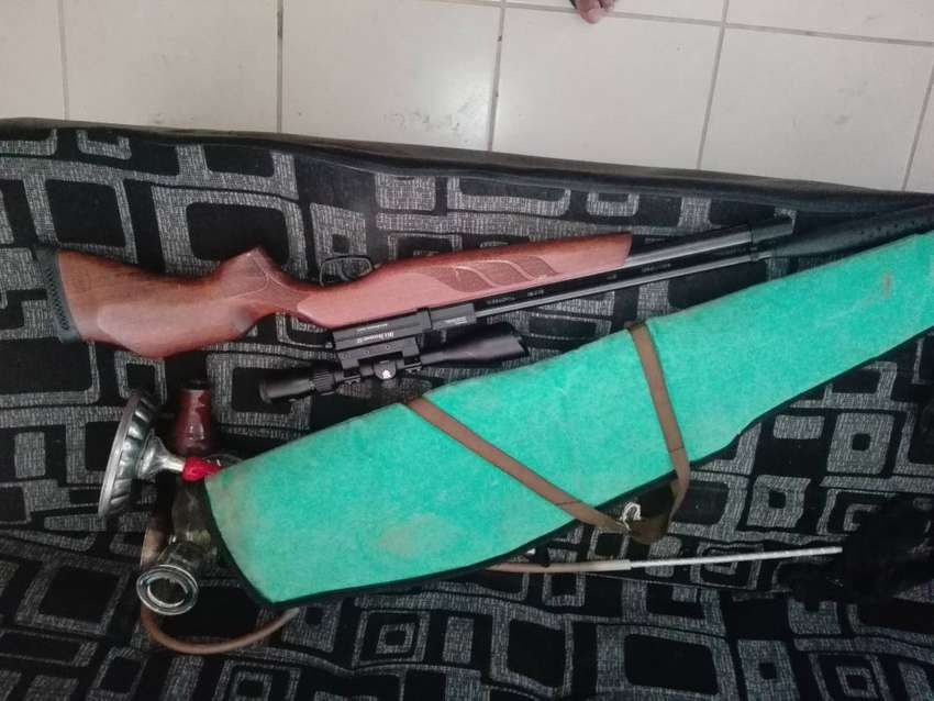 Bse Buccaneer air rifle for sale about brand new R5500 0