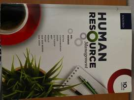 Human Resource Oxford 10th Edition Text Book