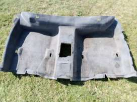 Rear floor cover for BMW 318i e46 and other parts for sale