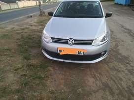 VW Polo sedan for sale owned by a lady, in good condition