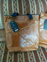 Женская сумка для ноутбука Blue flame