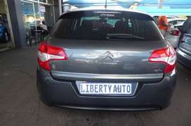 Bargain 2011 Citroen C4 1.6i Hatch Back 80,000km Electric Windows, Man