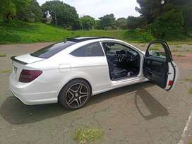 Merc..Benz coupe C204 still in mint condition