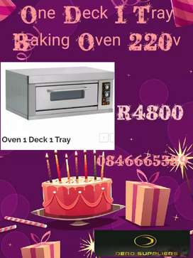 Pizza Oven, Baking Ovens Available in All Sizes