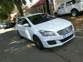 2015  SUZUKI CIAZ 1.4 MANUAL