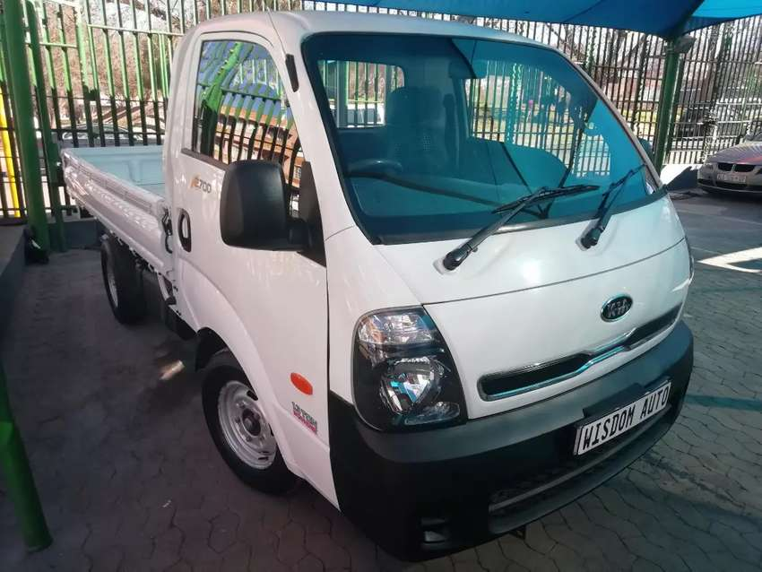 2014 Kia K2700 in immaculate condition 0