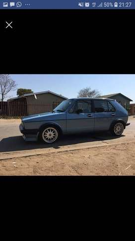 golf1 gts forsale