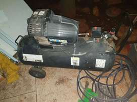 ROSS 2 Cylinder air compressor