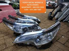 TOYOTA FORTUNER XENON HEADLIGHT / HEAD LAMP
