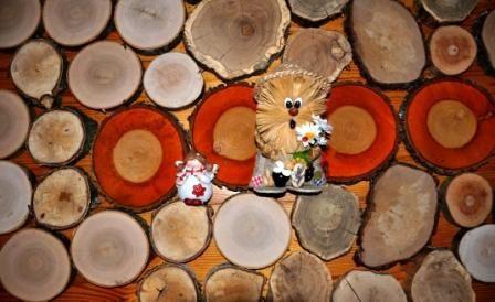 Срезы (спилы) дерева Чернігів - зображення 1