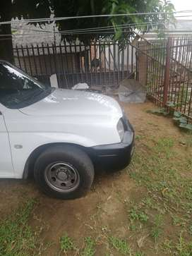 Bakkie in great condition is for sale