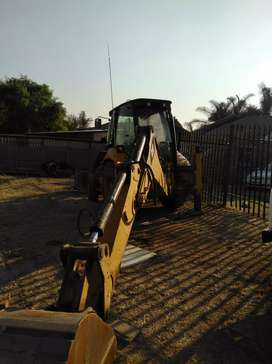 CAT 422E TLB for sale