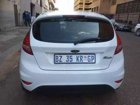 2013 Ford Fiesta AMBIENT