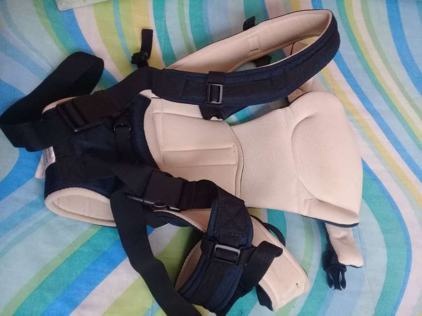 Baby carrier and toddler shoes 0