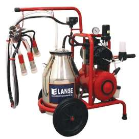 Milking Machines for Cow, Goats & Sheep
