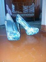 Туфли, туфельки 37 размера