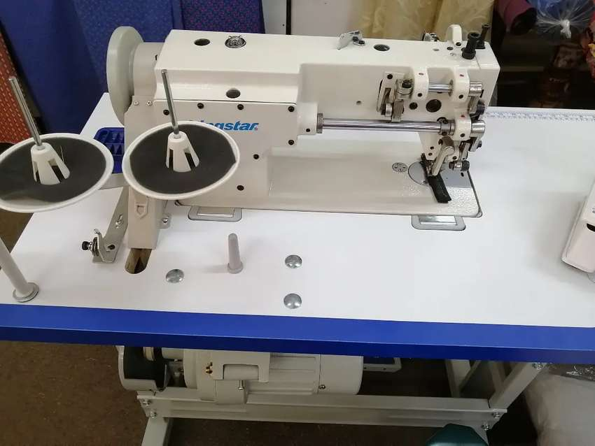 Industrial Walking foot sewing machine kingstar 0