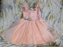 Продам (прокат) детское праздничное обалденное платье