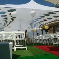 Image of stretch tent for hire