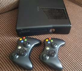 XBox 360 with 15 games