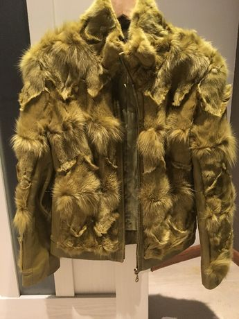 Натуральна шкіряна куртка КРОЛИК Киев - изображение 3