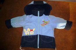 Зимняя куртка курточка для мальчика