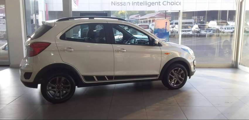 All new Ford Figo 1.5 Trend Freestyle 5dr 0