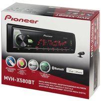 Автомагнитола Pioneer MVH-580 BT - процессорная! новая, оригинал.