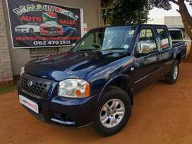 GWM Steed 2.2i Double Cab Good Condition