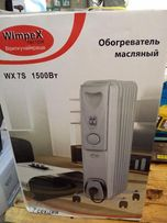 Обогреватель масляный Wimpex
