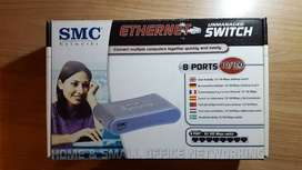 SMC Networks unmanneged switch