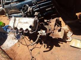 1.4 CVH Engine and gearbox of Ford Rustler/mazda 323
