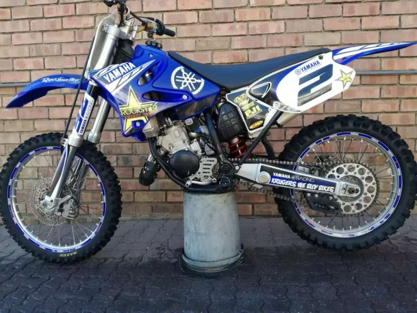 Selling Yamaha yz 125 2 stroke, stil in very good condition