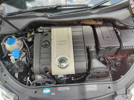 Vw Golf 5 GTI BWA 2.0T  Complete Engine running with gurantee