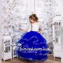 Нарядное детское платье Виктория от произв., Платье дропшиппинг.